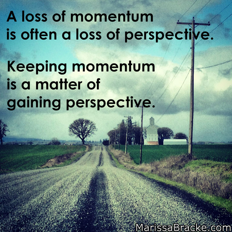 Perspective & Momentum