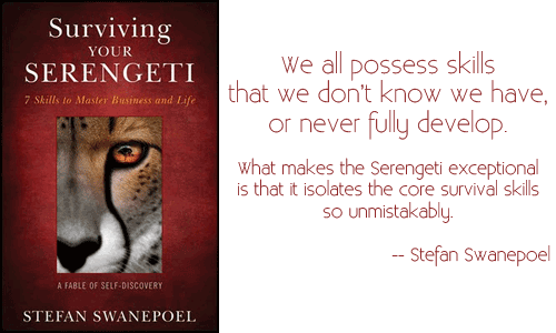 Surviving Your Serengeti: Book Review