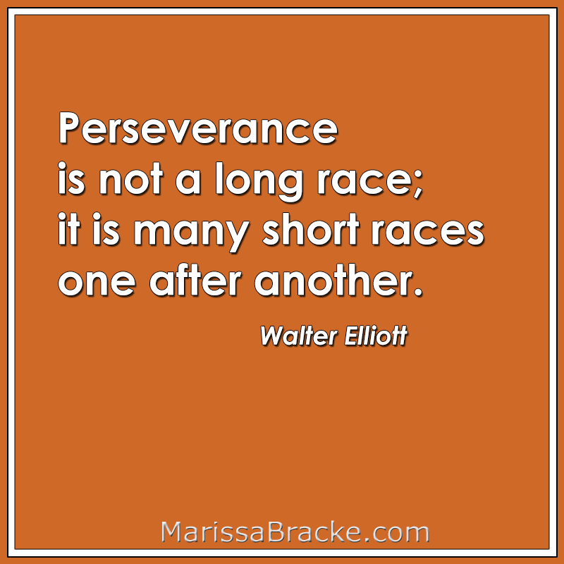 WoW #2: Perseverance