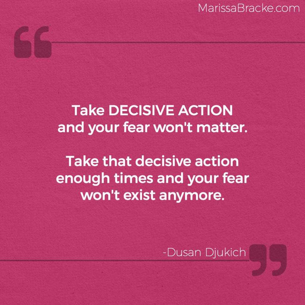 Decisive Action - Dusan Djukich
