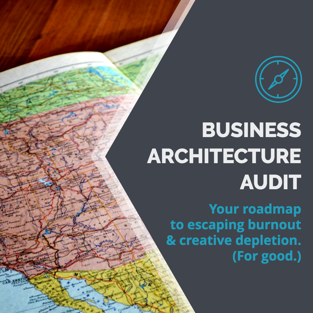 The Business Architecture Audit