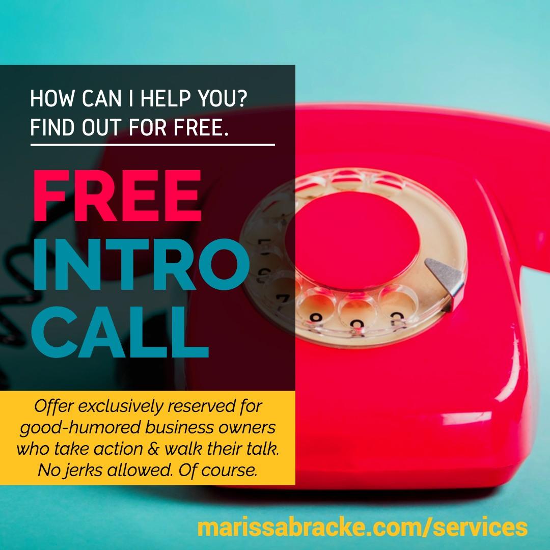 Free Intro Call
