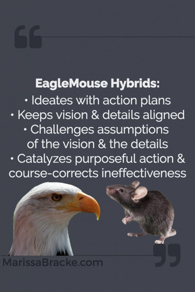 EagleMouse Hybrids