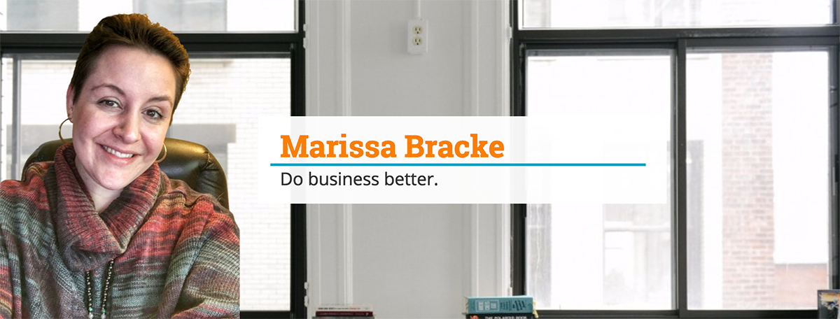 Marissa Bracke | Do Business Better